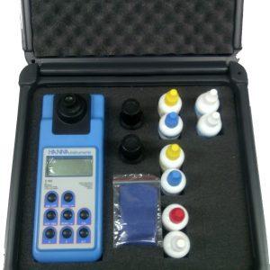 Fotómetro/turbidímetro piscinas HI 93102