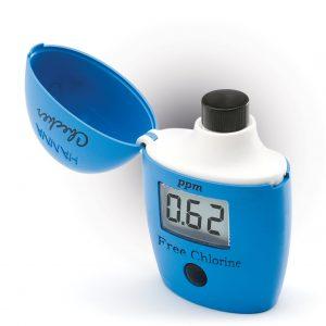 Medidor cloro libre HI701