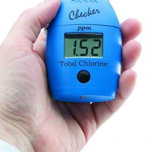 Medidor cloro total HI711