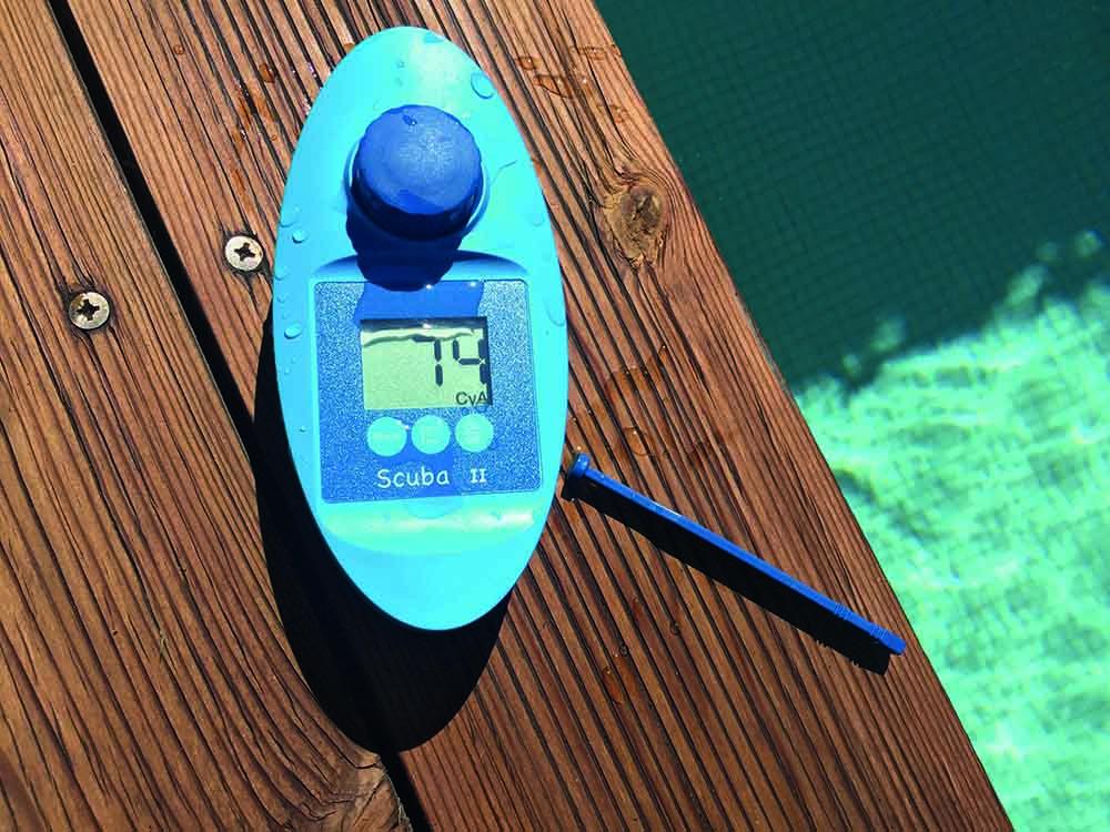 Fotómetro piscina Scuba II