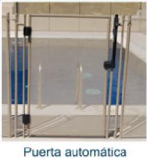 Vallas seguridad piscina