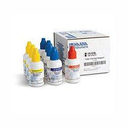 Reactivo líquido Cloro Total 0,00 a 2,50 mg/L HI93701-T