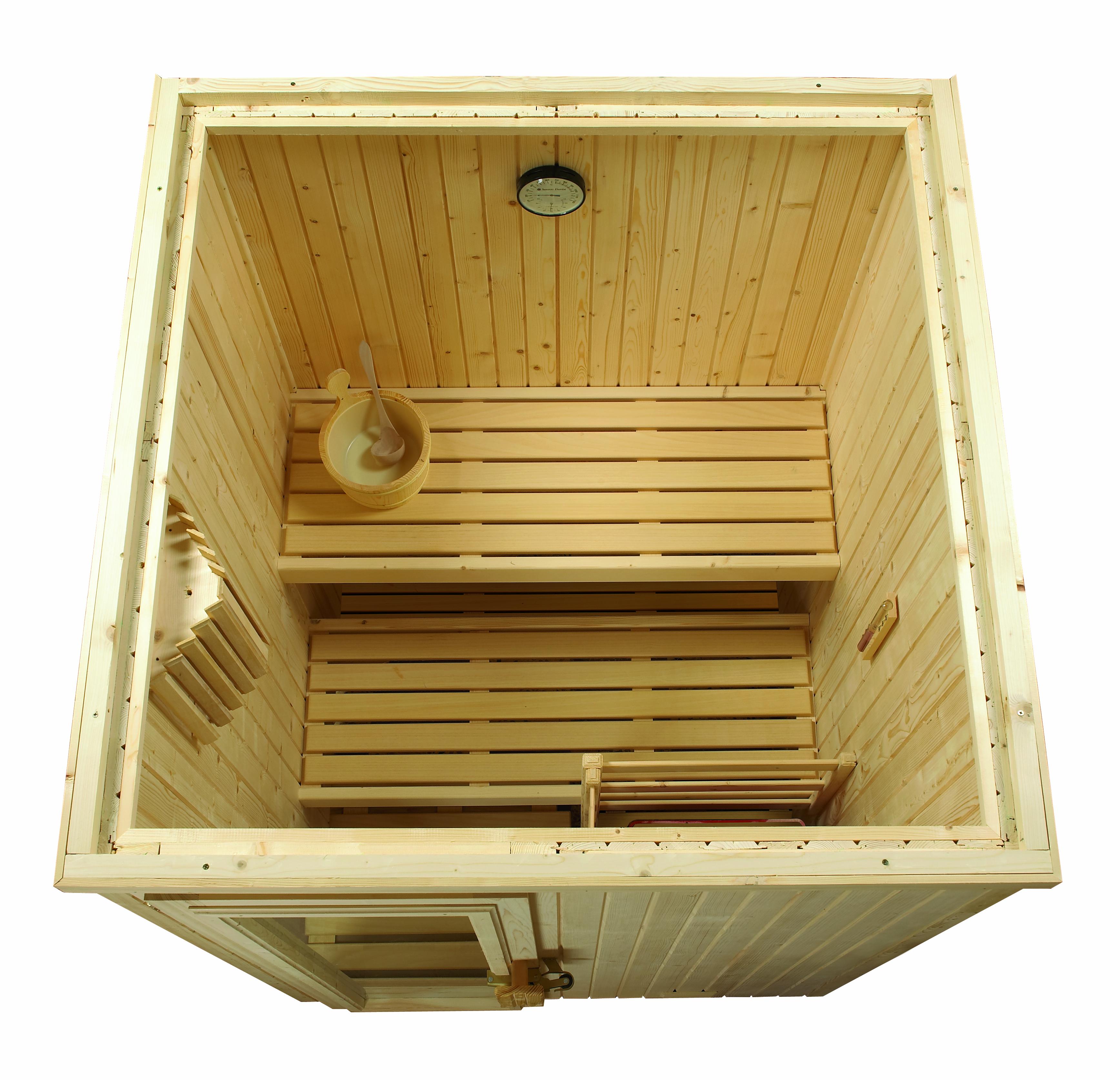 sauna finlandesa modelo SD2