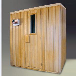 Sauna finlandesa modelo SD5