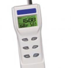 Medidor de CO2 Humedad relativa y temperatura piscina