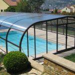 Cubierta fija piscina Afrodita