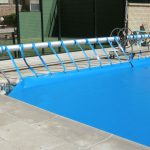 Enrollador cobertor piscina modelo Forte